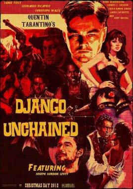 Locandina Django Unchained