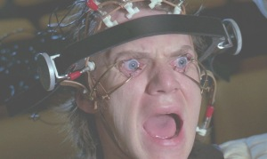 Alex in A Clockwork Orange